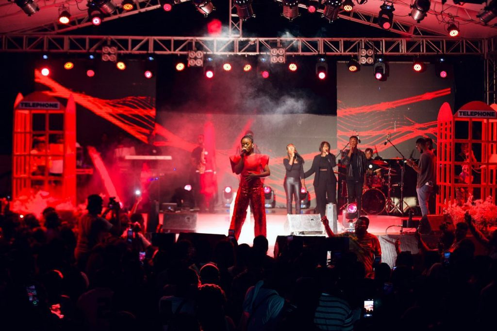 Gyakie Live Experience Concert