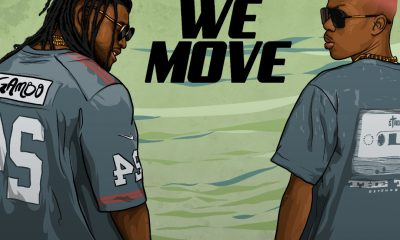 Watch Gambo's new video for 'We Move' featuring Strongman
