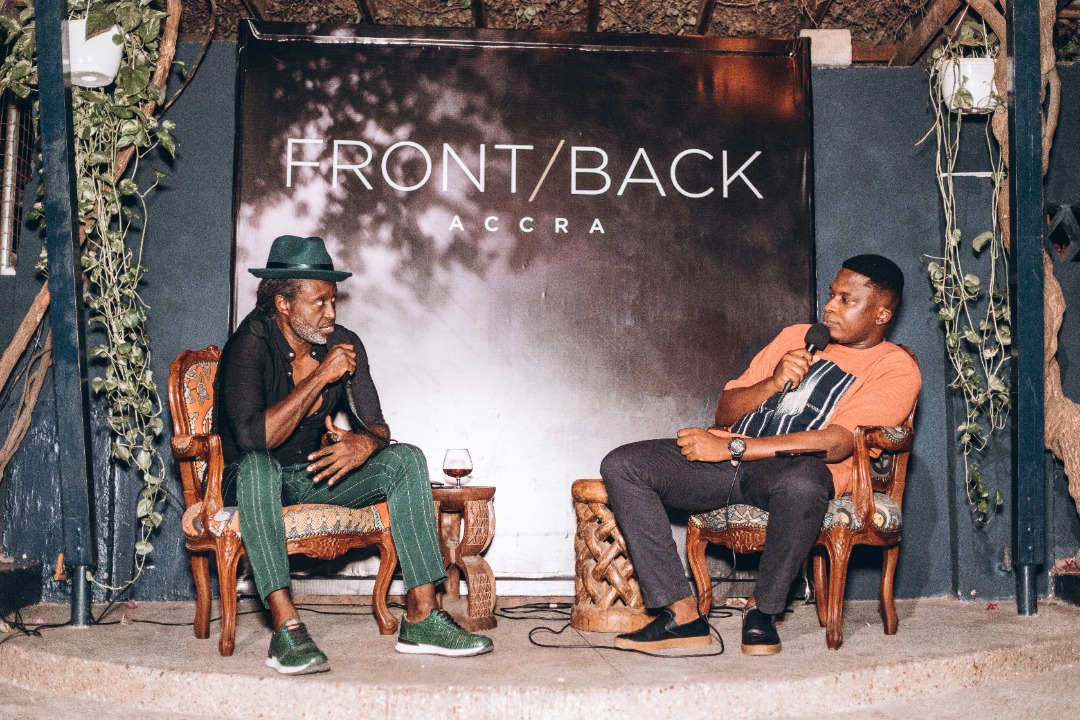6 takeaways from Reggie Rockstone's Living Room Session at Front/Back