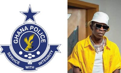Shatta Wale arrested by Ghana Police Service