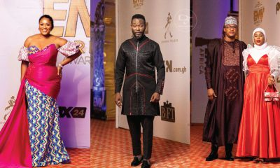 Red Carpet Looks at EMY Africa Awards 2021